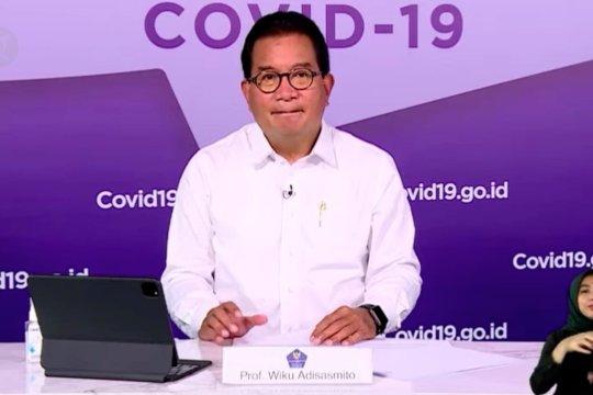 Wiku : Jawa dan Bali tak lagi dominasi kasus kematian COVID-19