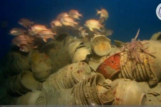 Harta karun bawah laut boleh digali, tapi tak diperjualbelikan