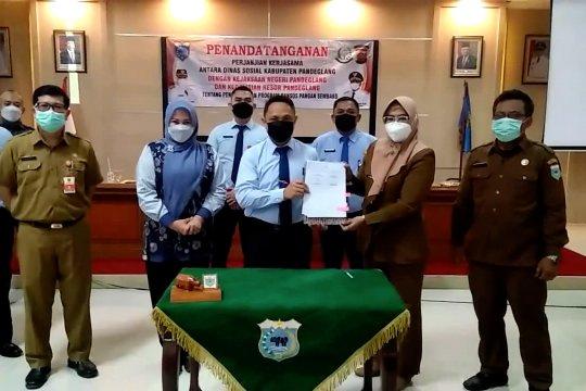 Langgar aturan, 52 agen BPNT di Pandeglang putus kerja sama