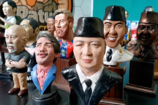Patung mini dari Boyolali tersebar ke penjuru negeri