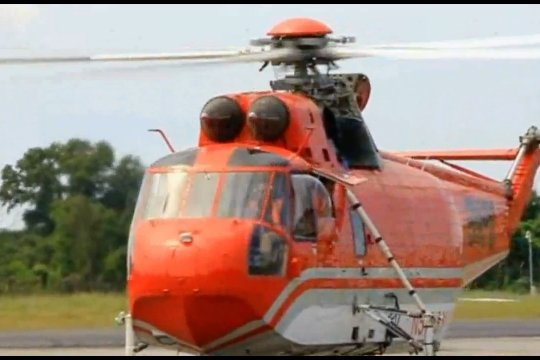 Riau kembali dapat bantuan helikopter untuk penanganan karhutla