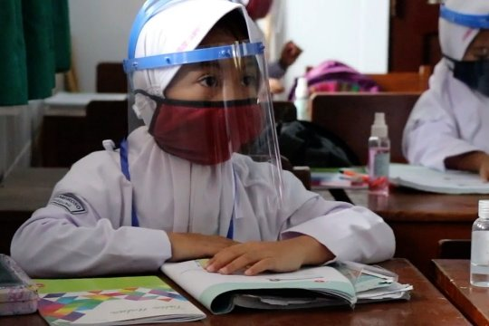 Wonosobo siap pembelajaran tatap muka di tahun ajaran baru 2021