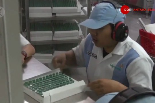 Satgas COVID-19: Belum ada sindikat vaksin palsu di Indonesia