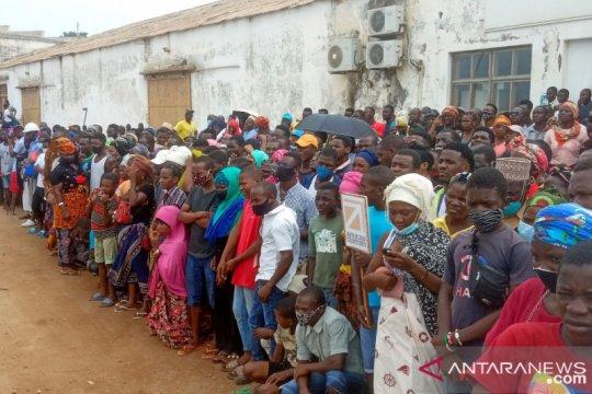 Penculikan anak digunakan sebagai taktik perang di Mozambik