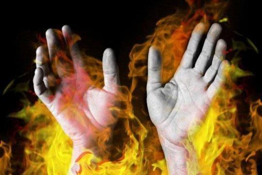 Satu korban tewas akibat kebakaran di Medan