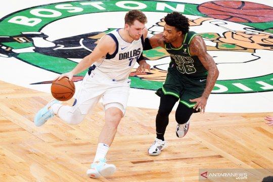Doncic antar Mavericks raih kemenangan atas Celtics