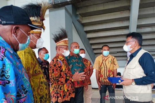 Silaturahmi Ikatan Keluarga Besar Papua disambut hangat Pemkot Bekasi