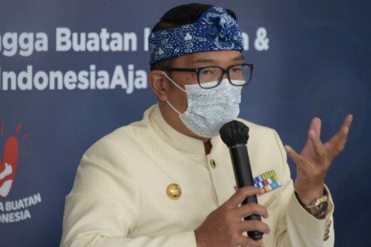 Ridwan Kamil manfaatkan akun medsos pribadi kampanyekan Gernas BBI