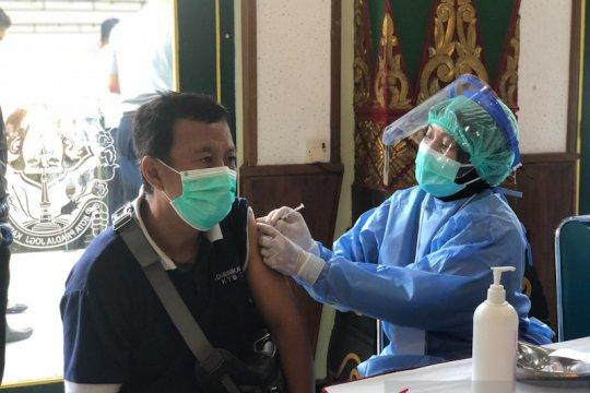 Persediaan vaksin terbatas, Yogyakarta fokus penyuntikan dosis kedua