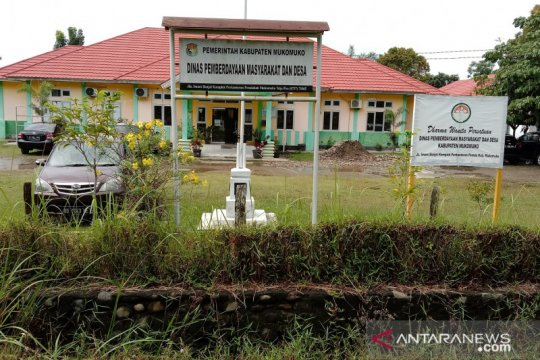 148 desa di Mukomuko terima dana penanganan COVID-19