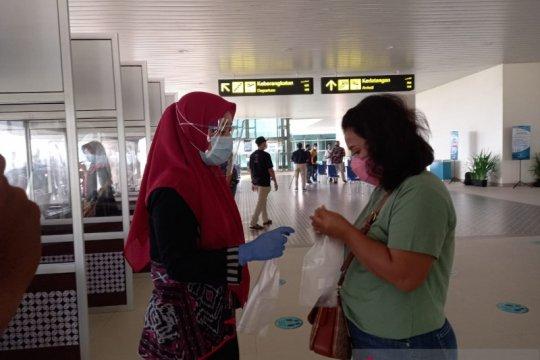 Bandara Internasional Yogyakarta resmi memberi pelayanan GeNose