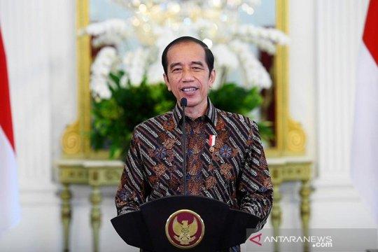 Presiden: Keterbukaan informasi faktor penting penanganan pandemi
