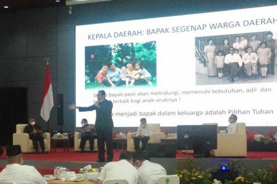 Pimpinan KPK ibaratkan kepala daerah sebagai bapak untuk rakyatnya