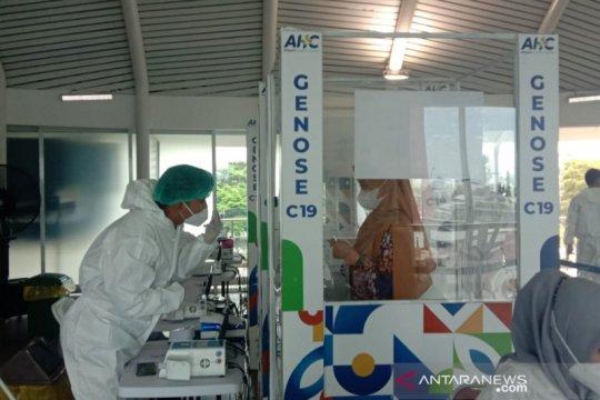 Bandara SMB II Palembang sediakan 800 kantong Genose C-19 perhari