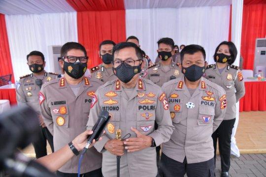 Kakorlantas libatkan personel bersenjata amankan libur Paskah