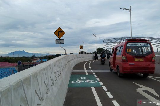 "Disiapkan jalur sepeda di ""fly over"" Lenteng Agung-Tanjung Barat"