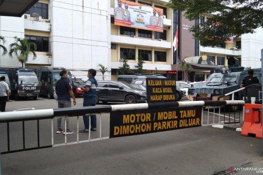 Polres Jaksel tingkatkan pengamanan markas