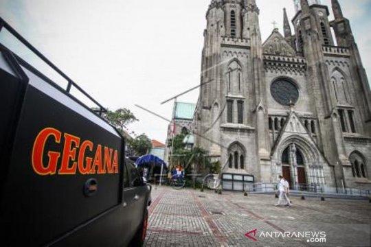 Penanganan Gereja Katedral