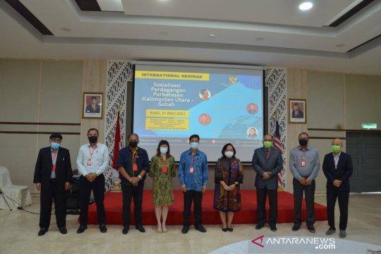 Pengusaha Sabah hadiri sosialisasi perdagangan KRI Tawau