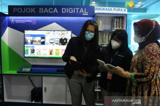 Pemprov Sumsel hadirkan pojok baca digital di Bandara SMB II Palembang