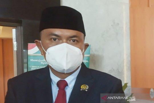 Seluruh anggota DPRD Kabupaten Bogor serahkan LHKPN ke KPK