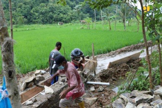 PUPR: Padat karya bidang air serap 117 ribu tenaga kerja per 1 April