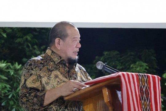 Ketua DPD RI dukung pengembangan tambak udang milenial