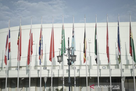 Museum Konferensi Asia Afrika Bandung belum terima kunjungan umum