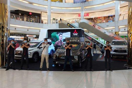 MMKSI kenalkan New Pajero Sport di Auto Show SMS Serpong