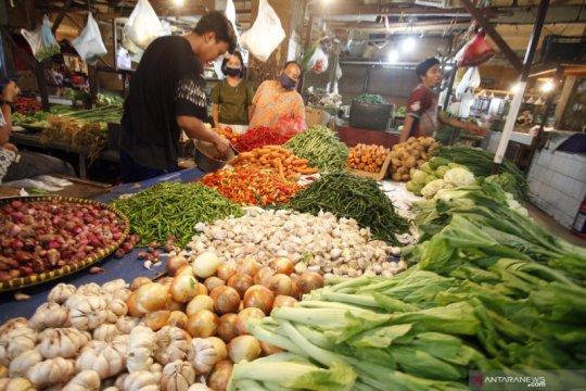 BPS catat Inflasi bulan Maret 2021 sebesar 0,08 persen