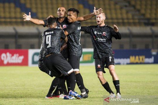 Piala Menpora: Madura United bermain imbang 1-1 lawan Persela