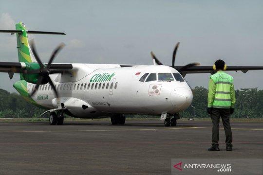 Citilink hubungkan Pangkalan Bun dengan Jakarta dan Semarang