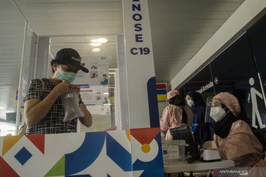 GeNose C19 mulai diterapkan di empat Bandara mulai hari ini