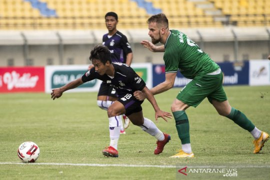 Persik Kediri siapkan strategi khusus hadapi Madura United