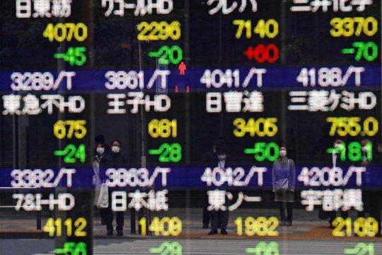 Saham Tokyo dibuka beragam, indeks Nikkei naik 0,08 persen