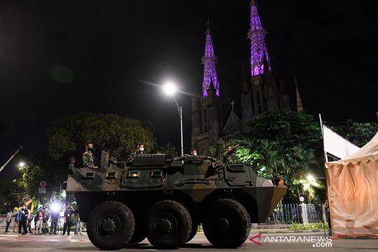 Pengamanan Pekan Suci Paskah di ibu kota