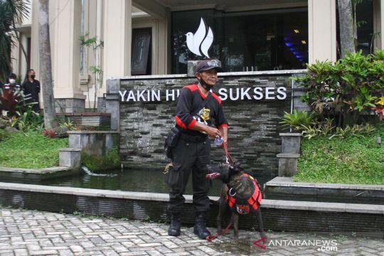 Pengamanan jelang Paskah di Malang