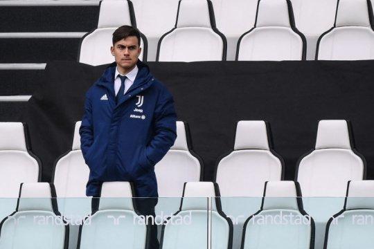 Juve skorsing tiga pemain karena langgar protokol kesehatan
