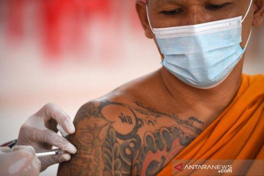 Rusia setuju pasok vaksin COVID-19 untuk Thailand