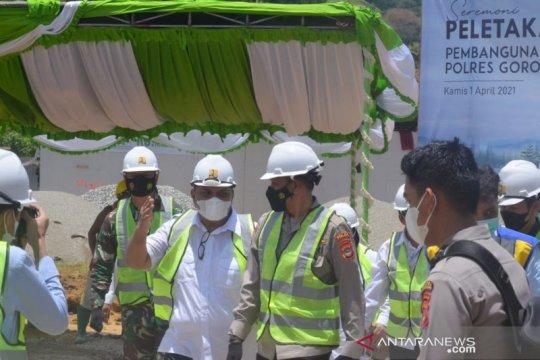 Kapolda Gorontalo: Penyediaan rusun tingkatkan kinerja anggota Polri