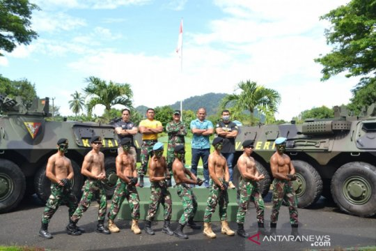 Kompi Kavaleri 10/MSC gelar Porton tingkatkan ketangkasan prajurit