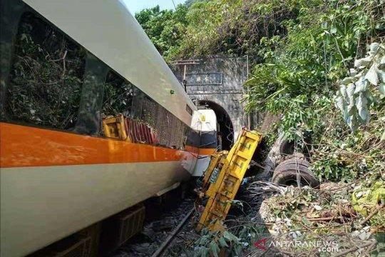 Kecelakaan KA Taiwan tewaskan 48 orang, tak ada korban  WNI