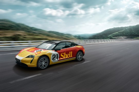 Porsche gandeng Shell bangun SPKLU Malaysia-Singapura