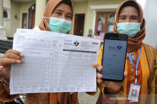 Pendataan Keluarga 2021 di Palembang sasar 416.000 kepala keluarga
