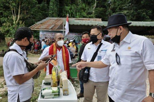 Ketua DPD RI dorong peningkatan produksi jahe untuk hentikan impor