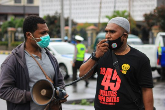 Ali Kabiay: OPM sudah punah yang ada hanya KKB di pegunungan