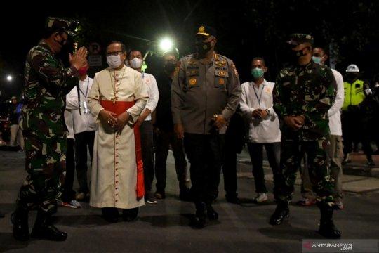 Ritual ibadah Jumat Agung di Katedral disederhanakan karena pandemi