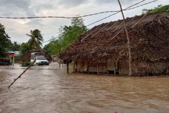 Bupati: Banjir di Malaka akibat intensitas curah hujan tinggi