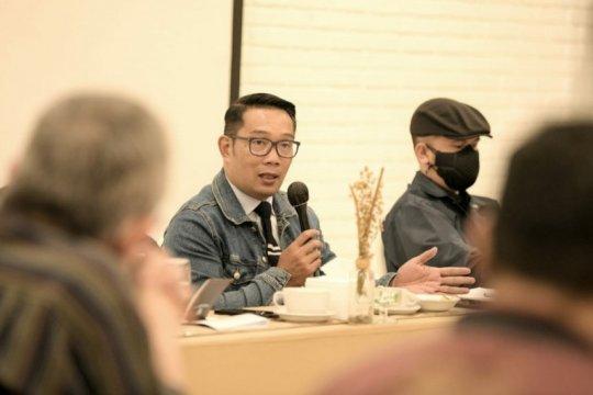 Ridwan Kamil prihatin Bupati Bandung Barat tersangka korupsi bansos
