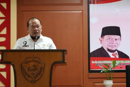 Ketua DPD berharap program padat karya serap banyak tenaga kerja